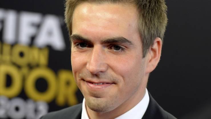 Philipp Lahm: Er baute sich bereits in seiner aktiven Zeit als Fussballer ein zweites Standbein als Unternehmer auf.