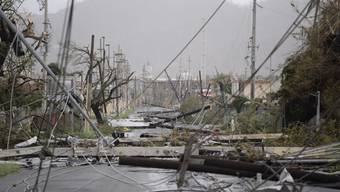 Hurricane Maria in Puerto Rico