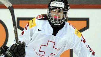Sara Benz schoss die Schweizerinnen zum Sieg.