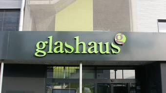 Glashaus: Gäste müssen sich an Regeln halten. zvg