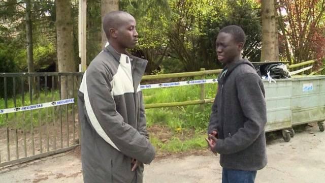 Asylbewerber wieder verhaftet