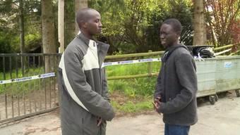 Der Tele M1-Beitrag vom Wochenende über den wegen versuchten Vergewaltigung angeklagten Flüchtling hat Folgen. Der 19-jährige Sudanese wurde jetzt verhaftet.