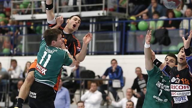 Andrija Pendic in Aktion