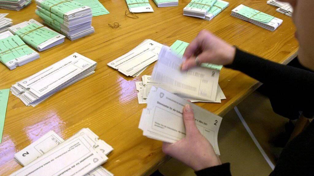 Vorwurf des Wahlbetrugs – Frauenfelds Ex-Stadtschreiber vor Gericht