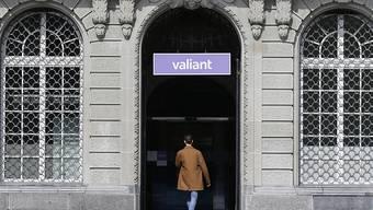 Die in Bern und der Zentralschweiz verankerte Valiant-Bank will nun auch in Zürich Filialen eröffnen. (Archivbild)