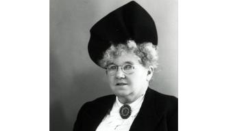 Maria Schürer (1881–1967), Gründerin der Gemeinnützigen Gesellschaft Grenchen.