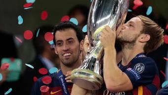 Barça-Star Ivan Rakitic verfolgt den FC Basel auch aus Spanien immer noch sehr genau