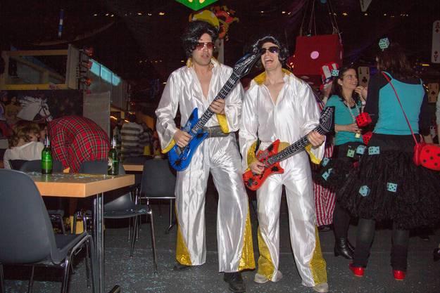 Hinterbächli-Ball Oberrohrdorf, In Las Vegas darf Elvis nicht fehlen