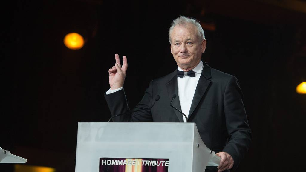 Meisterdieb Bill Murray.