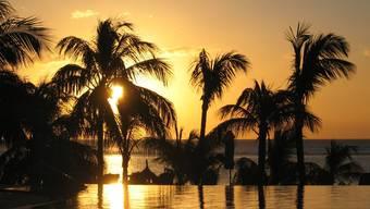 Relaxen im Indik: Flüge nach Mauritius sind in den kommenden Monaten günstig zu haben. Doch es gibt Vorbehalte.