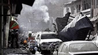 Das Land mit dem geringsten Mass an Frieden nimmt laut einer neuesten Untersuchung nunmehr Afghanistan ein. (Archivbild)