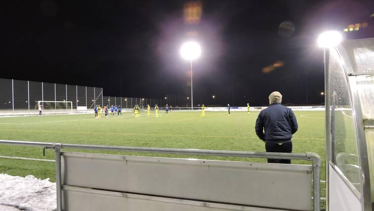 Im Fokus: Trainer Patrick Bösch versucht beim FC Grechen den Überblick zu behalten.
