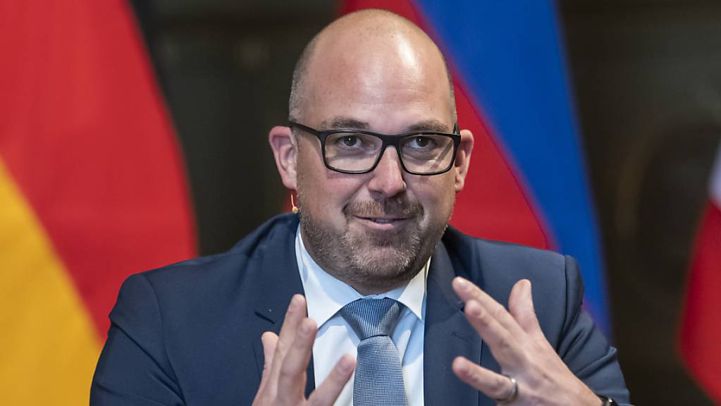 Der 42-jährige Daniel Risch ist der Kandidat der Vaterländischen Union für das Chefamt in der Regierung.