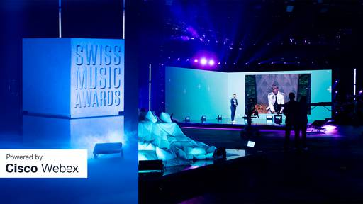 3+ Musik-Highlights: Cisco als Technical Partner