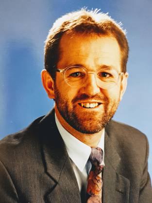 1994 übernahm Hans Vögeli das Amt des Finanzverwalters in Gretzenbach.