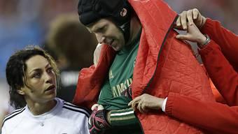 Petr Cech fehlt Chelsea bis zum Saisonende