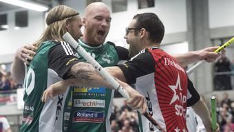 Wiler Ersigen gewinnt 8:5 gegen Grünenmatt.