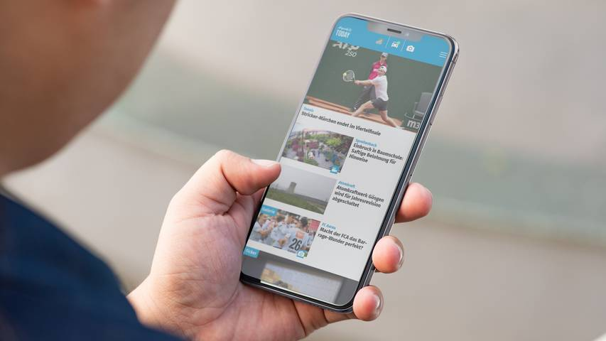 App downloaden und keine News aus dem Argovialand verpassen