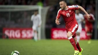 Josip Drmic fällt mindestens bis Ende Saison aus.