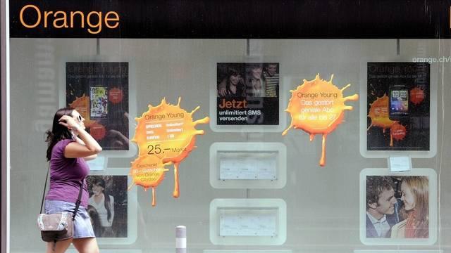 Nokia Siemens Networks wird Ausrüster bei Orange. (Archiv)