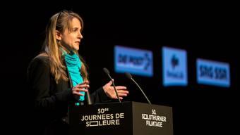 Seraina Rohrer: «Manchmal sind Veränderungen auch gut.»
