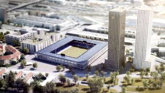 Hardturm Stadion