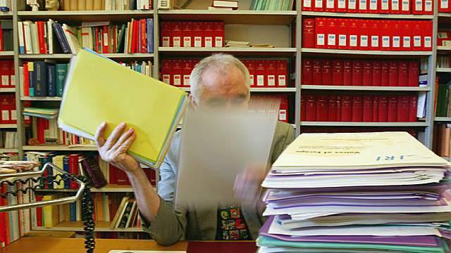 Noch keine Änderungen beim Bundespersonalgesetz (Archiv)