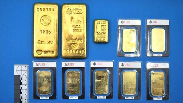2,6-Kilo-Goldfund geht an Klingnau statt Finder