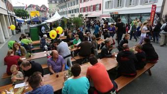 Street Food Festival in Olten