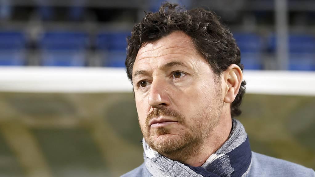 Andrea Binotto heisst der neue Trainer von Neuchâtel Xamax.