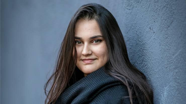 Die 23-jährige Freschta Akbarzada will mit Musik durchstarten.
