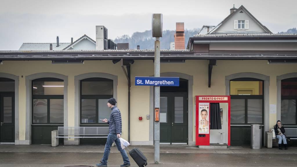 Es riecht wieder gut in St.Margrethen.