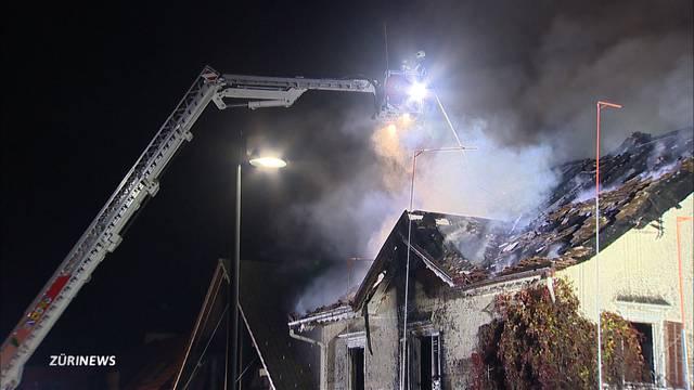 Zwei Todesopfer nach Gasthof-Brand