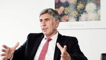 «Im Kanton Tessin ist die Zahl der Todesfälle nach Herzinfarkten deutlich gesunken.» Christoph Eymann Präsident «Smart Regio Basel»