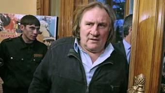 Gérard Depardieu fühlt sich in Russland zu Hause und will in die Gastronomie einsteigen