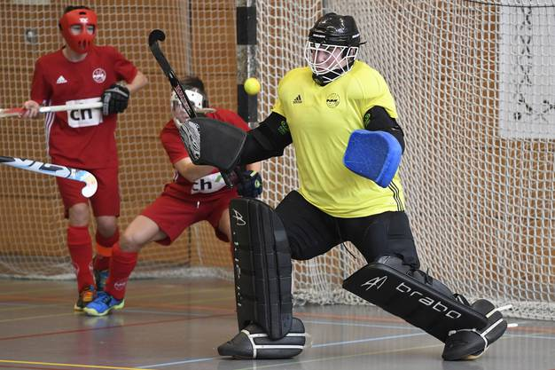 16. internationales Hallenhockey Juniorenturnier im Tägi von Rotweiss Wettingen. © Alexander Wagner 16. internationales Hallenhockey Juniorenturnier im Tägi von Rotweiss Wettingen