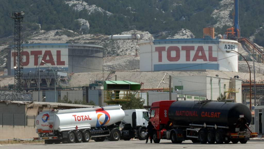Total macht Milliardenverlust wegen Ölpreis-Verfall