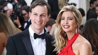 Jared Kushner und Ivanka Trump sind seit 2009 verheiratet.