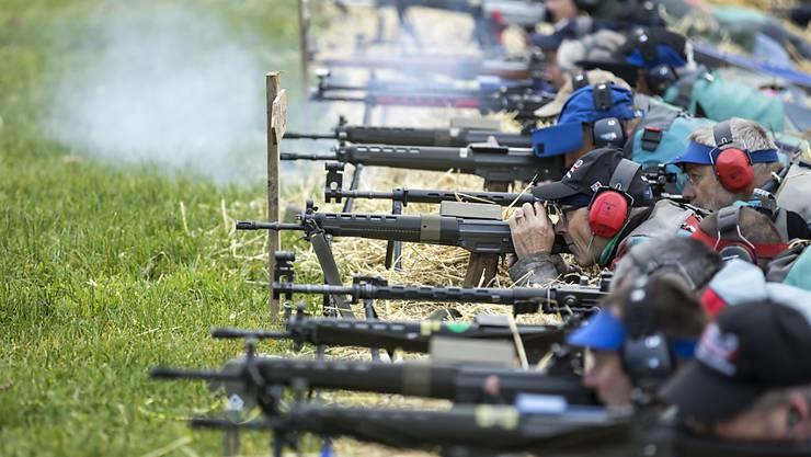 «Auffällig emotional wird die Modifikation des Waffenrechts diskutiert», schreibt Thomas Kessler.