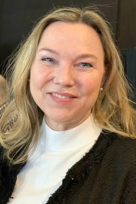 Unser diesjähriger Ehrengast war Janine Vannaz. Sie ist Gemeinderätin in Aesch und Präsidentin der CVP Birmensdorf.