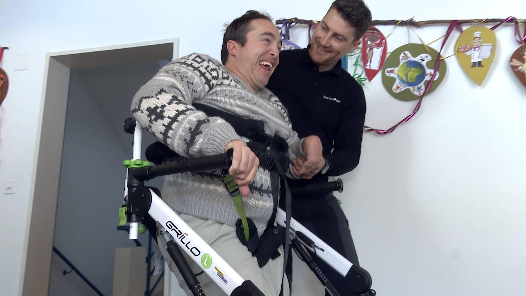 Tobias Beer – Ein Leben im Rollstuhl