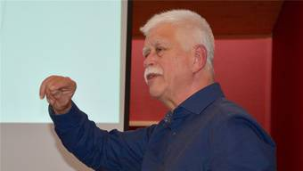 Richard Dubois in Zuzgen.