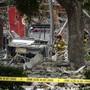 Rettungskräfte haben ein Gasleck gefunden, als sie das Einkaufszentrum im Süden Floridas erreichten. Bis zu 20 Menschen wurden bei der Explosion verletzt.
