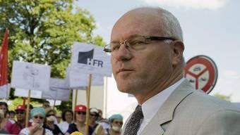 Paul Rhyn, Mediensprecher von Santesuisse. (Archiv)