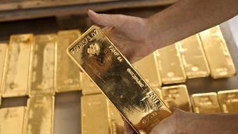 Die Schweiz ist eine Drehscheibe des internationalen Goldhandels. Allerdings ist nicht immer klar, woher das Gold stammt und unter welchen Umständen es gewonnen wurde. Nun soll eine NGO Einblick in eine detaillierte Goldimportstatistik erhalten. (Symbolbild)