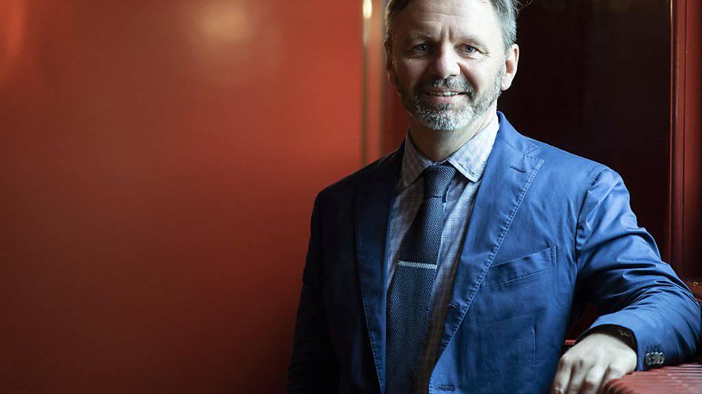 Florian Scholz wird neuer Intendant von Konzert Theater Bern