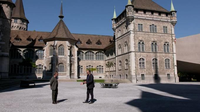 Landesmuseum Zürich / Parkettböden aus Küsnacht / Eigenheim als Altersvorsorge
