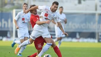 Roman Buess kann gegen seinen Ex-Klub Basel vielleicht doch spielen.