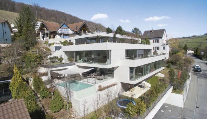 So lässt es sich in Ennetbaden leben – für 4,5 Millionen Franken,
