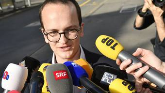 «Es ist überwältigend», sagt Martin Neukom zu seiner Wahl in den Regierungsrat.